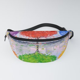 Mutual love Fanny Pack