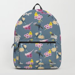 Many Budgies Backpack