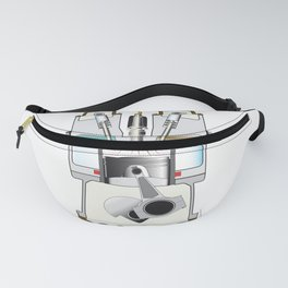 Ignition Stroke Fanny Pack