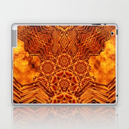 Fire Elemental Temple Laptop & iPad Skin