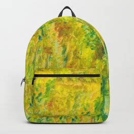 Dripping Backpack