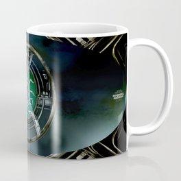 """Astrological Mechanism - Scorpio"" Coffee Mug"