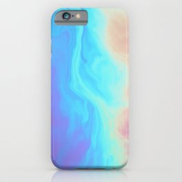 Holograph x Marble iPhone Case