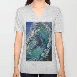 Surf's Up Unisex V-Neck