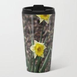 Spring Daffodil Travel Mug
