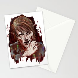 Werewolf!Nigel Stationery Cards