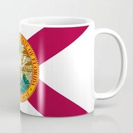 Flag of Florida Coffee Mug