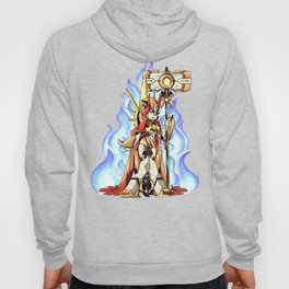 Mistress of Flame Hoody