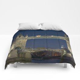 Tower Bridge Comforters