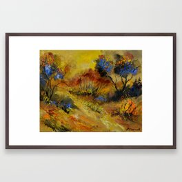 Autum 564190 Framed Art Print