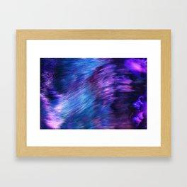 lines 4 Framed Art Print