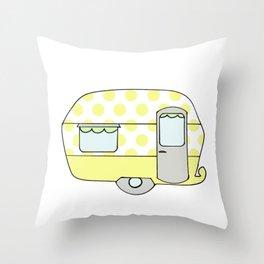Caravan Version Eight Throw Pillow
