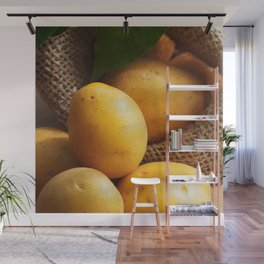 #Farmer #potato for #your #Design in the #kitchen Wall Mural