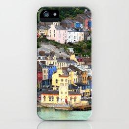 Colorful Cobh Ireland iPhone Case