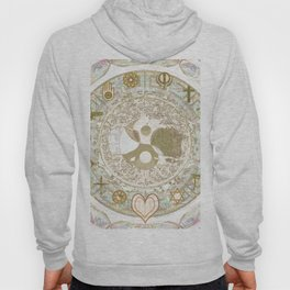 Let Love Be the Foundation Hoody