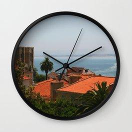 Lisbon, Portugal (2) Wall Clock