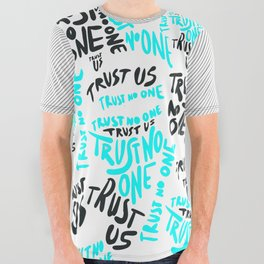 Sequester Shirts All Over Graphic Tee