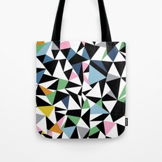 Abstraction Repeat #3 Tote Bag