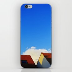 Primary Colours : Roof iPhone & iPod Skin