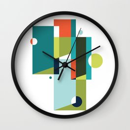 Such Is Your Luck Wall Clock