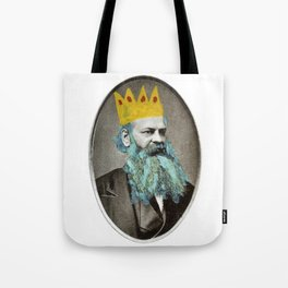 #6 of PREACHERS & THEIR ALTER EGOS Tote Bag