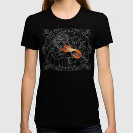 Violinist V1 Tshirt T-shirt