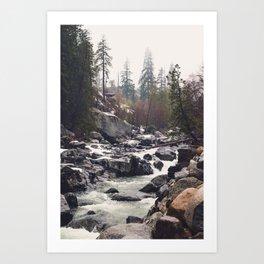 Morning Mountain Escape - Nature Photography Art Print