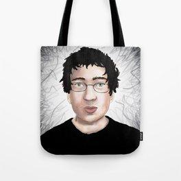 Green Eyed Guy Tote Bag
