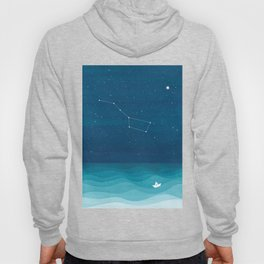 Big Dipper constellation Hoody