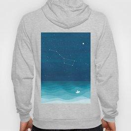 Big Dipper constellation Hoody
