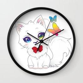Chibi Namine Wall Clock