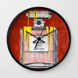 BLM° 7 Wall Clock