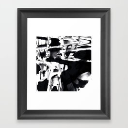 Pareidolia – Hidden faces part 2 Framed Art Print