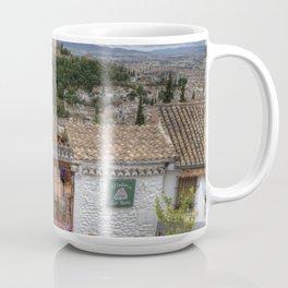 El Balcon de San Nicola Coffee Mug