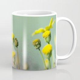 Yellow nostalgia Coffee Mug