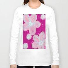 Pinked Long Sleeve T-shirt