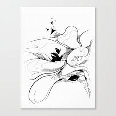 Flower000 Canvas Print