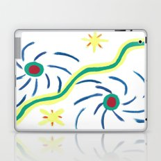 Suns and Hurricanes Laptop & iPad Skin