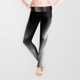 DREAM PATH (Black & Grays) Leggings
