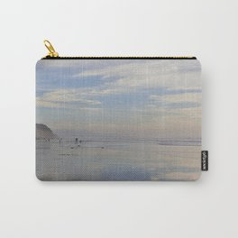 Photography - Misty Reflection at Torrey Beach Carry-All Pouch