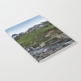 Edith Creek and Mount Rainier Notebook