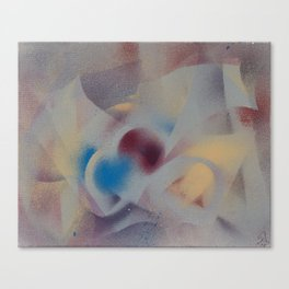 Uji Studies in Being-Time #8 Canvas Print