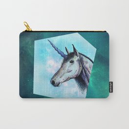 Unicorns only have fun Carry-All Pouch