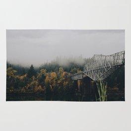 Bridge of the Gods Rug