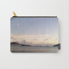 St. Thomas Sunset 1 Carry-All Pouch