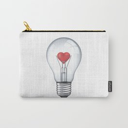 Lamp heart Carry-All Pouch