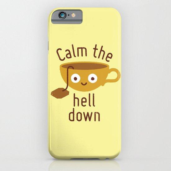 Anxietea iPhone & iPod Case