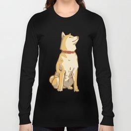 Shiba Inu Long Sleeve T-shirt