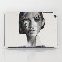 lara croft iPad Cases featuring Lara by Zaneta Antosik