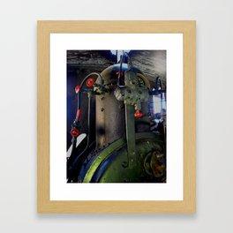 Boiler Framed Art Print